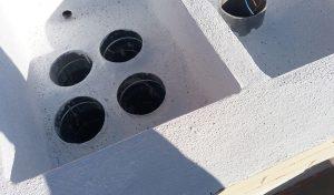 Cajón de Obra Ventilación mecánica extractora VENTUM
