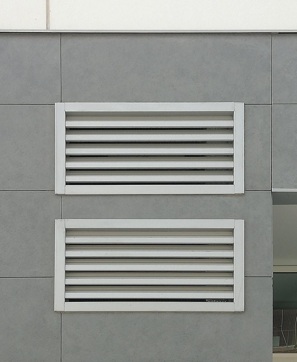 IMS Rejillas de ventilación